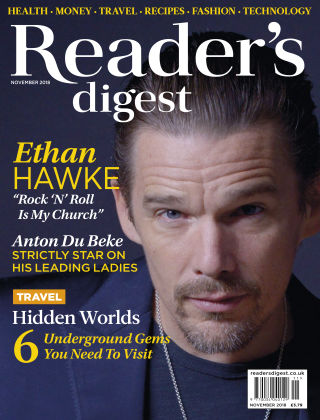 Reader's Digest UK November 2018