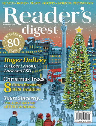 Reader's Digest UK December 2018