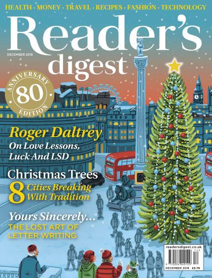 Reader's Digest UK November 20, 2018 00:00