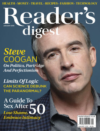 Reader's Digest UK Jan 2019