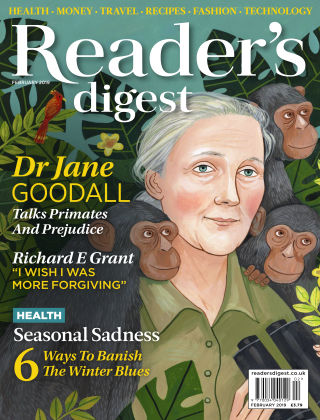 Reader's Digest UK February 2019