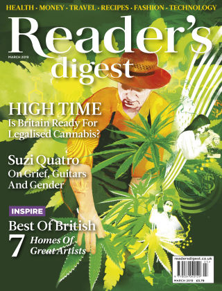 Reader's Digest UK March 2019