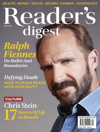 Reader's Digest UK April 2019