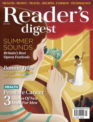 Reader's Digest UK May 2019
