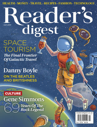 Reader's Digest UK July 2019