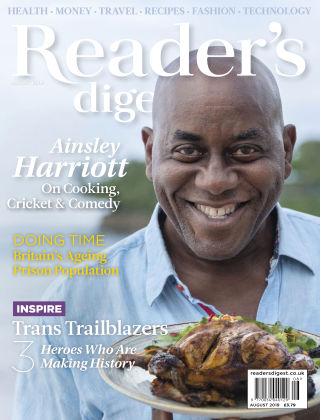 Reader's Digest UK August 2019