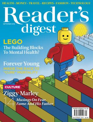 Reader's Digest UK September 2019