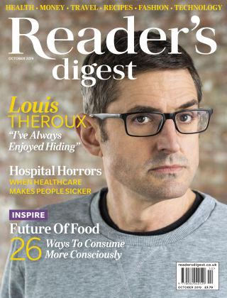 Reader's Digest UK October 2019