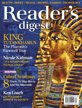 Reader's Digest UK December 2019