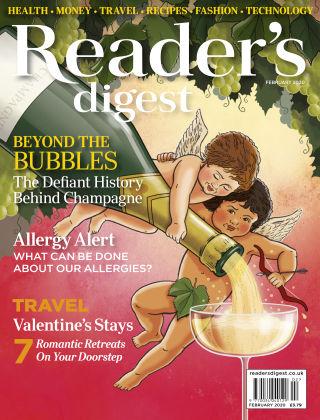 Reader's Digest UK February 2020