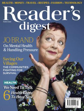 Reader's Digest UK March2020