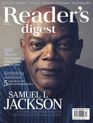 Reader's Digest UK April 2020