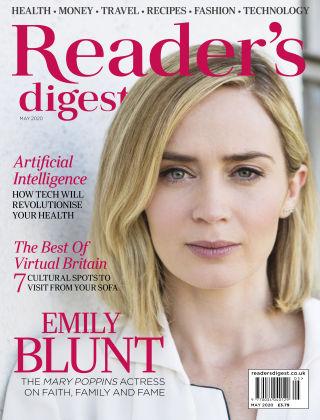 Reader's Digest UK May 2020
