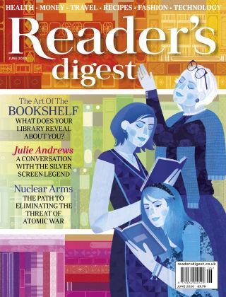 Reader's Digest UK June 2020