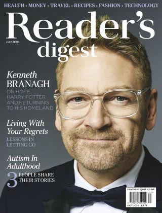 Reader's Digest UK July 2020