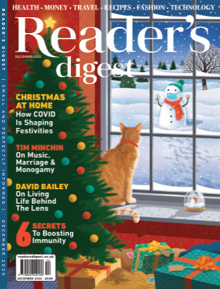 Reader's Digest UK December 2020