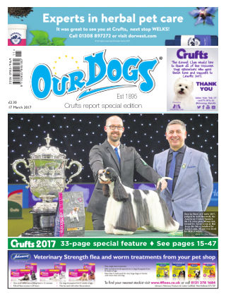 Our Dogs 17th March 2017