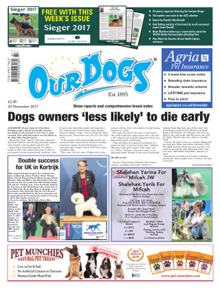 Our Dogs 24th November 2017