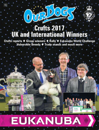 Our Dogs Crufts and International Winners 2017