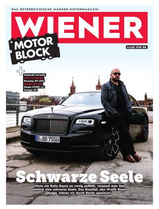 WIENER Motorblock Spezial