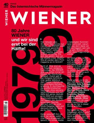 WIENER 435/2019
