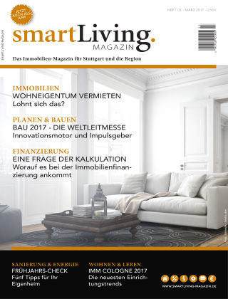 smartLiving-Magazin 03/2017