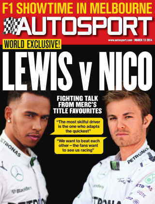 Autosport 13th March 2014