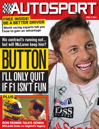 Autosport 17th April 2014