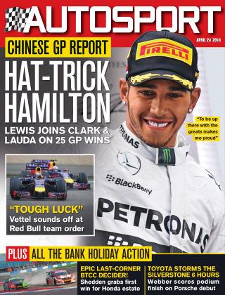 Autosport 24th April 2014