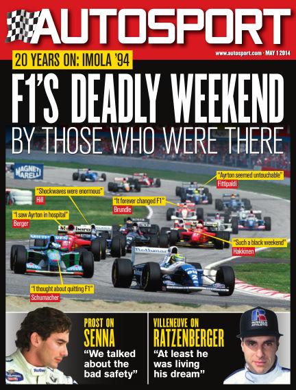 Autosport April 30, 2014 00:00