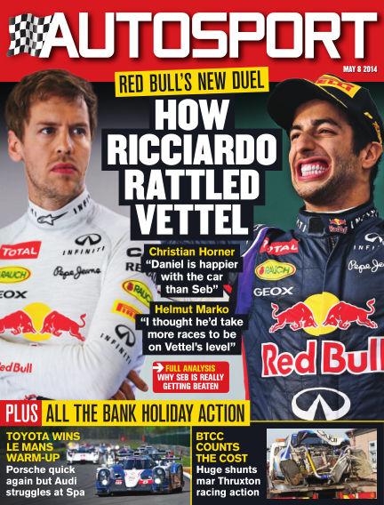 Autosport May 08, 2014 00:00