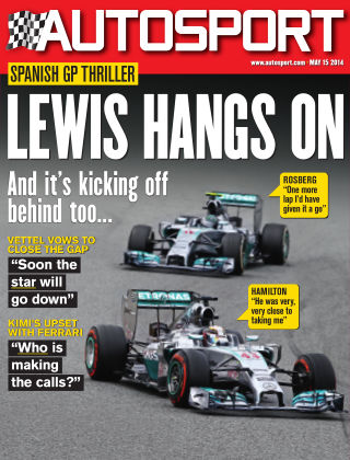 Autosport 15th May 2014