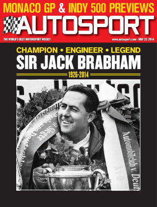 Autosport 22nd May 2014