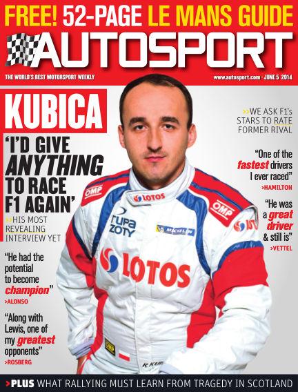 Autosport June 05, 2014 00:00