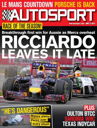 Autosport 12th June 2014