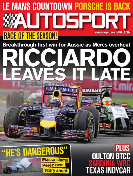 Autosport June 12, 2014 00:00