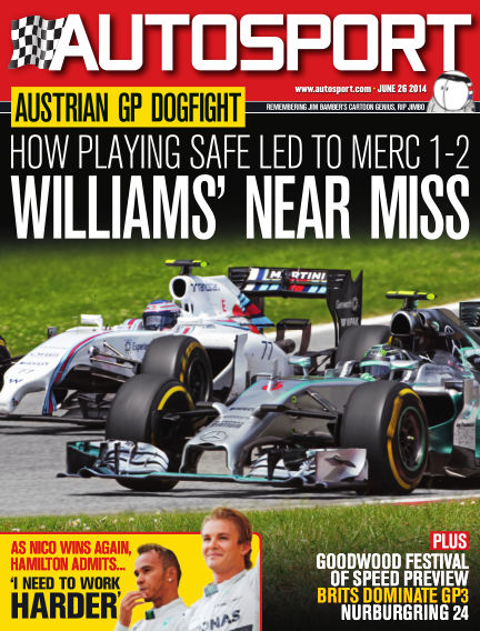 Autosport June 26, 2014 00:00