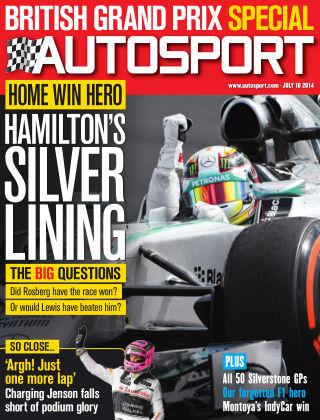 Autosport 10th July 2014