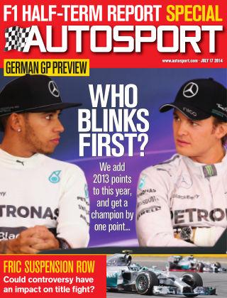 Autosport 17th July 2014