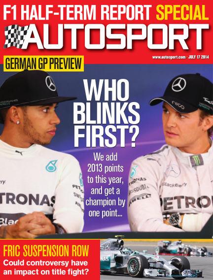 Autosport July 17, 2014 00:00