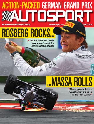 Autosport 24th July 2014