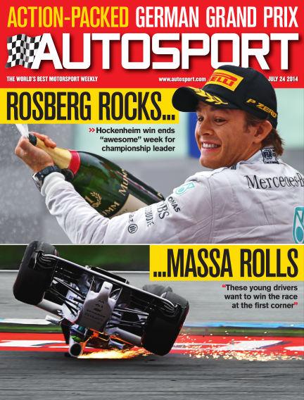 Autosport July 24, 2014 00:00