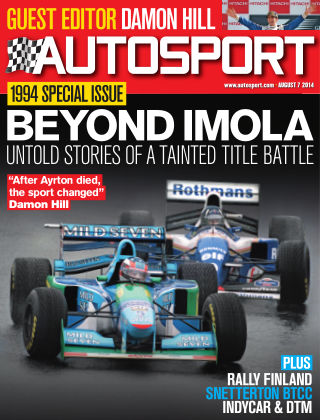 Autosport 7th August 2014