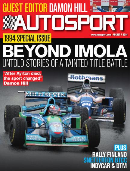 Autosport August 07, 2014 00:00