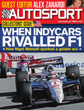 Autosport 14th August 2014