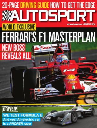 Autosport 21st August 2014