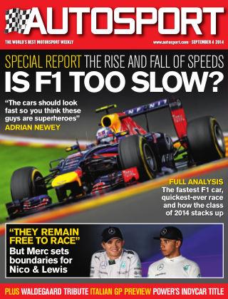 Autosport 4th September 2014