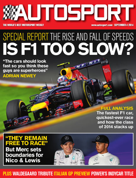 Autosport September 04, 2014 00:00