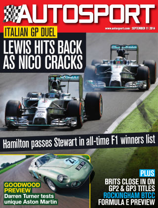Autosport 11th September 2014