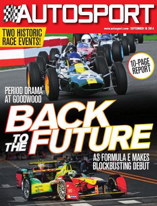 Autosport 18 September 2014